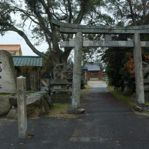 東村三嶋神社