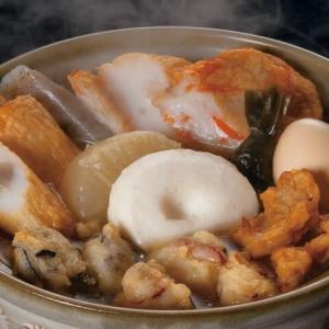寒~い冬は、あったかおでんやお鍋でホッコリしましょ。