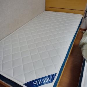 ベッド買いました!