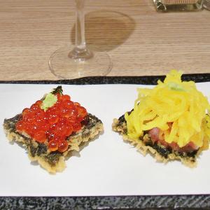 新感覚!薄衣サク天ぷら「天ぷらワイン大塩」日比谷OKUROJIで気軽にオシャレ天ぷらを楽しむ♪