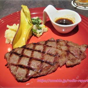 常陸牛と茨城食材・旬のフルーツパンケーキ「クックバーントウキョウ」@日比谷OKUROJI