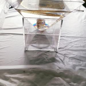 黄金比と白銀比でピラミッドのオルゴナイトを作ります❤️
