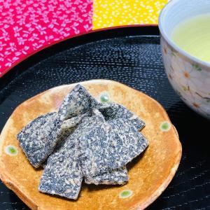 大好きな飛騨高山のお菓子。谷松さんの「黒胡麻こくせん」
