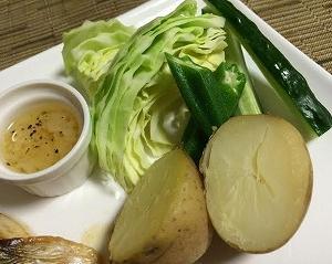 【Line公式アカウント】今週のレシピ「ベジ・バーニャカウダソース」を配信いたします。