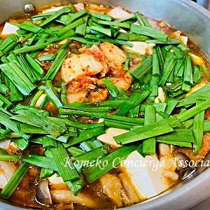 【Line公式】今週のレシピ『鍋の素を使わない!キムチ鍋』をお届けします♪
