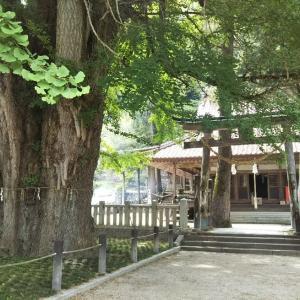 筒賀の大歳神社