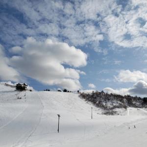 【ジュネス栗駒】二回目のスキー