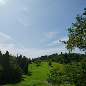 この暑さでゴルフは