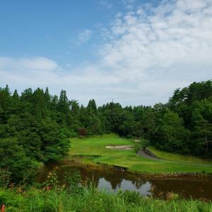 真夏のゴルフ(その1)
