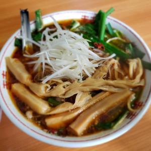 【陸王】未食の「台湾麺」を喰らう!