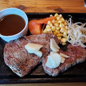 【スフィーダ】暑い夏にステーキを喰らう!