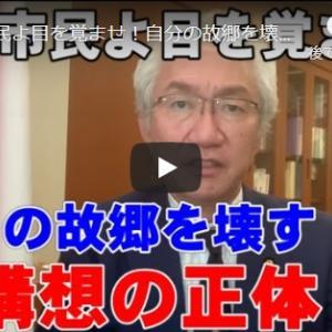 【拡散希望】国会議員も反対する『大阪都構想(大阪市解体構想)』 投票率が下がれば組織票が有利に!