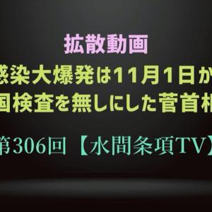 【拡散希望】新型コロナ完成大爆発は 11月1日から中国等の入国検査をなしにしたのが原因