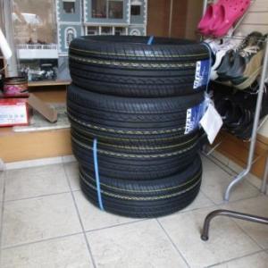 XP170G・・・タイヤ購入