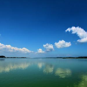 青空 白い雲 そして・・・