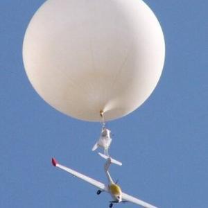 仙台市上空に謎の白い球体 気象台「不明」 自衛隊「わからない」 国交省「引き続き注視する」