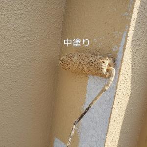 ジョリパットフレッシュで外壁の塗装