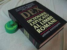ルーマニア語の辞書