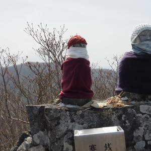 御坂山塊 大栃山 ~ 神座山 ~ 釈迦ヶ岳