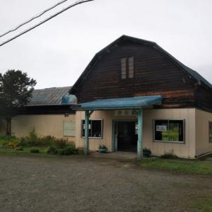 旧唐松駅舎