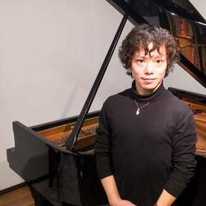 スピリチュアルテレビゲスト  ~ピアニストのビスコ マルオノさん~