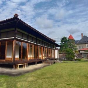 弘前の心地よいスポット、藤田記念庭園