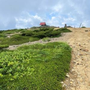 天空の散歩道、蔵王山を縦走する その2(熊野岳~地蔵岳~蔵王ロープウェイ)