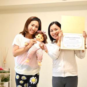 赤ちゃんが大好き保育士としてのベビーヨガ【埼玉県 戸田市】