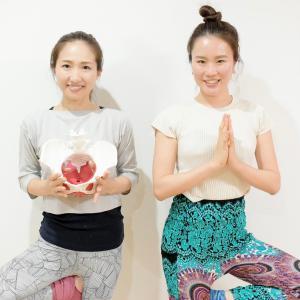 妊活ヨガ~マタニティヨガ 骨盤調整に特化したヨガ【横浜市緑区中山】