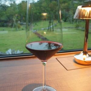 【ふふ河口湖 山のはで夕食】