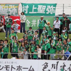 JFL2ndステージ第8節 ヴァンラーレ八戸 1-1 奈良クラブ(写真)
