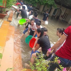その1 楽しき浸水冠水サイゴン生活とBaoVietTakara仲間との思い出