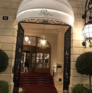 Ritz Paris  ホテル リッツ パリ♪