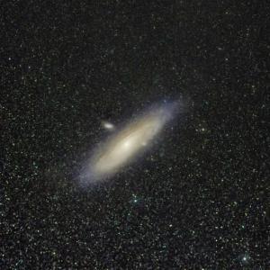 M31アンドロメダ銀河