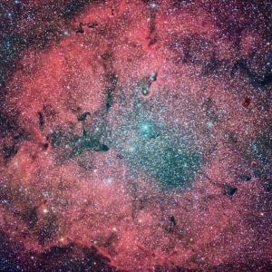 IC1396ケフェウス座の散光星雲