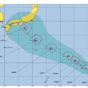 8日に来る台風は?  ■サンセベリアの館■