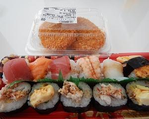 今日の昼食はこれ!