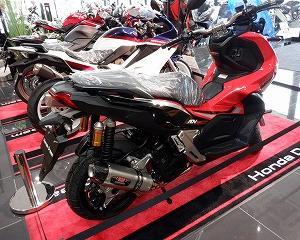 ホンダ  オートマチックバイク
