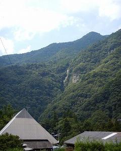 「 幻の滝 」!?