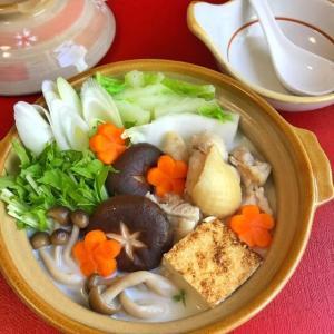 体を温める食事でポッカポカ~♪(*^_^*)~ブログNo461