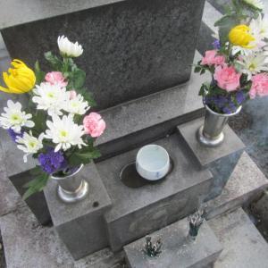 津田山墓地お墓参り代行