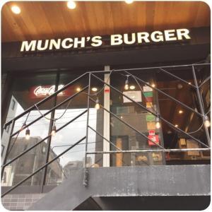 MUNCH'S BURGER SHACK(芝公園)