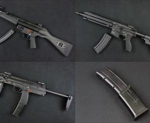 【入荷情報】VFC 電動ガン本体 UMAREX HK416A5、MP7A1、MP5A4他、入荷しました!