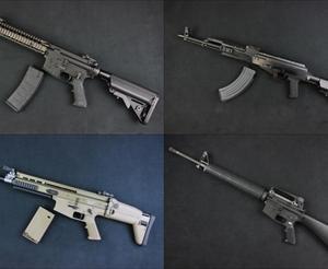 【入荷情報】GHK Mk18Mod1、WE AK PMC、M4CQB、SCAR、M16A3他、ガスブロ本体入荷!