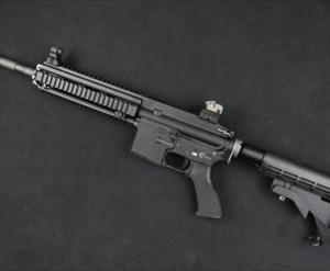 【入荷情報】WEガスブロ本体(HK416D/MP5K)、MP5Kスペアマガジン 入荷!