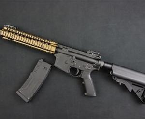 【予約受付中】トレポン COLT M4 MK18 MOD1 ATW  サイバーガン&Artsエアソフト