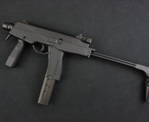 【入荷情報】KWA MP9 ガスブローバック BK&スペアマガジン 再入荷!