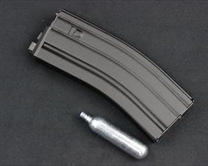 【予約受付開始】WE NEW CO2マガジン M4/16・HK416・SCAR対応 30連 最新モデル