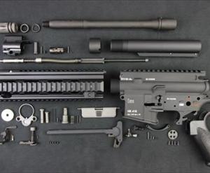 【入荷情報】HAO HK416A5コンバージョンキット、HDR・RBRレシーバーキット他、入荷!