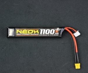 【入荷情報】NEOX Lipoバッテリー 11.1v PTW 1100mAh XT30コネクター 新入荷!